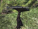 A murkbloom forager