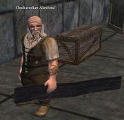 Dockworker Alesford