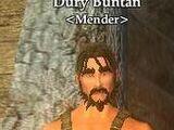 Dury Buntan