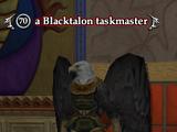 A Blacktalon taskmaster