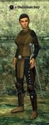 A Darkblade fury (human)