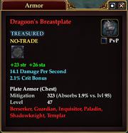 Dragoon's Breastplate