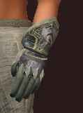 Dragoon's Gauntlets of the Weaponmaster (Equipped)