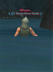 Master Diver Vladik