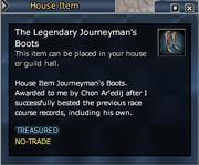 The Legendary Journeyman's Boots