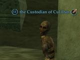 The Custodian of Cul'Dan