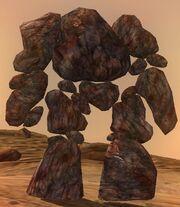 A boulder dasher