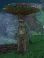 A myconid raider