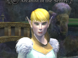 Arcanist of the Sentry