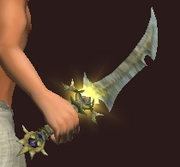 Dagger of Malicious Shanking (Equipped)