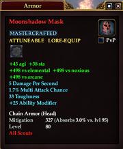 Moonshadow Mask