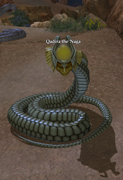 Qadira the Naga