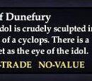 The Idol of Dunefury