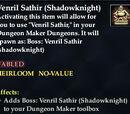 Venril Sathir (Shadowknight)
