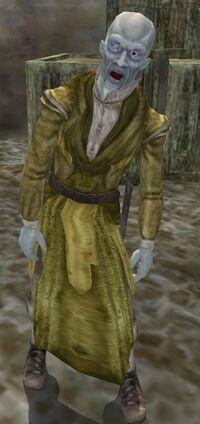 Grim Sorcerer (Adept)