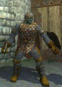 Rustic brigandine (Armor Set) (Visible, Male)