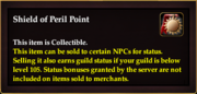 Shield of Peril Point