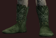 Forest Boots of the Far Seas Traders (Equipped)