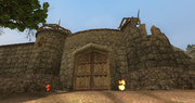 The Forest Ruins - gate