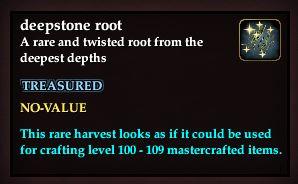 Deepstone root