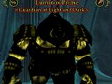 Luminox Prime (Solo)