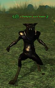 A Darkpaw pack leader