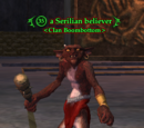 A Serilian believer