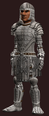 Gambler's Citadel (Armor Set) (Visible, Male)