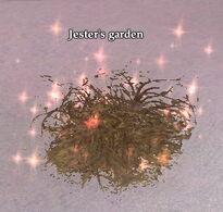 Jesters garden