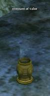 Remnant of valor (pickup)