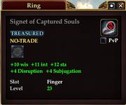 Signet of Captured Souls
