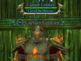 Captain Goldjaw (Advanced Solo)