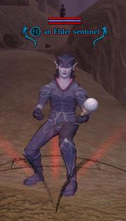 An Elder sentinel