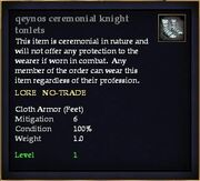 Qeynos ceremonial knight tonlets