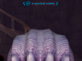 A spectral sentry