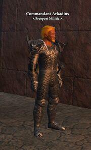 Commandant Arkadios