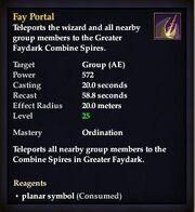 Fay Portal