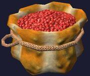 Gourd of raspberries (Visible)