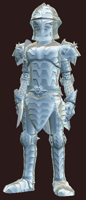 Polished parade (Armor Set) (Visible, Male)