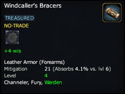 Windcaller's Bracers