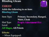 Blinding Gleam (Purple)