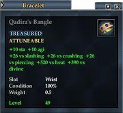 Qadira's Bangle
