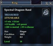 Spectral Dragoon Band