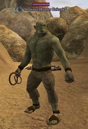 Treasure Hunter Bakrok