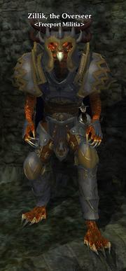 Zillik, the Overseer
