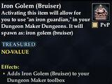 Iron Golem (Bruiser)