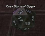 Onyx Stone of Gygax (Visible)