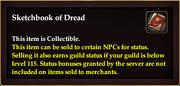 Sketchbook of Dread