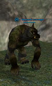 A Yarpsnarl scavenger