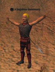 A hopeless mercenary